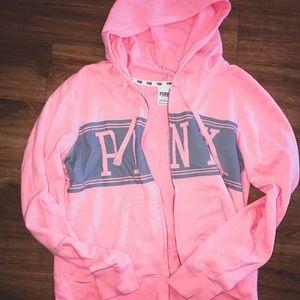 Victoria's Secret Pink ZIP Jacket